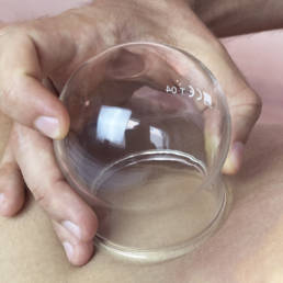glas hand back skin
